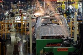Capacidad de industria automotriz en Venezuela creci� 34% con convenios estatales